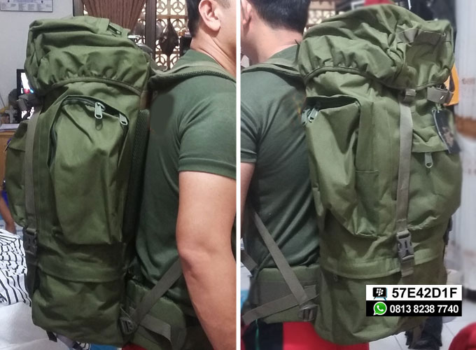 BACKPACK-ARMY-green