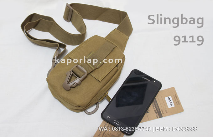 slingbag tas sling mini 9119