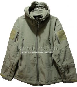 Jaket TAD green army made in USA