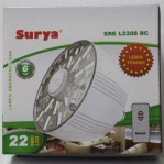 Lampu Emergency Surya SRE L2208 RC
