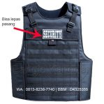 Rompi Security | Body Vest
